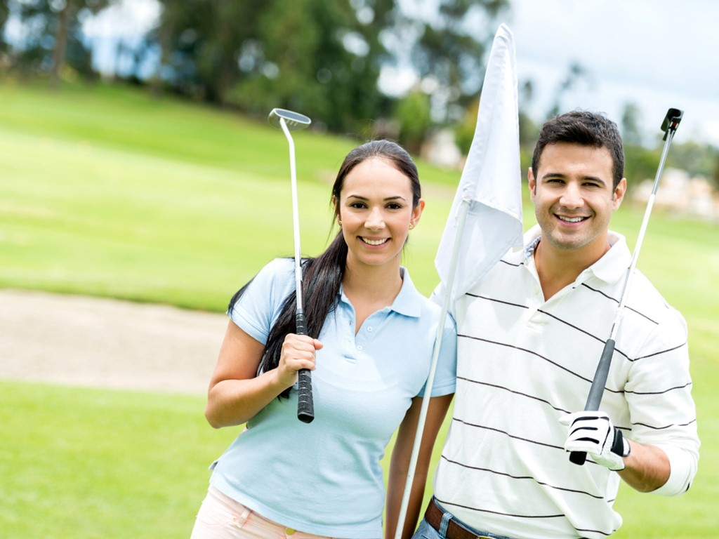 GOLFING HAPPINESS WITHIN YOUR REACH